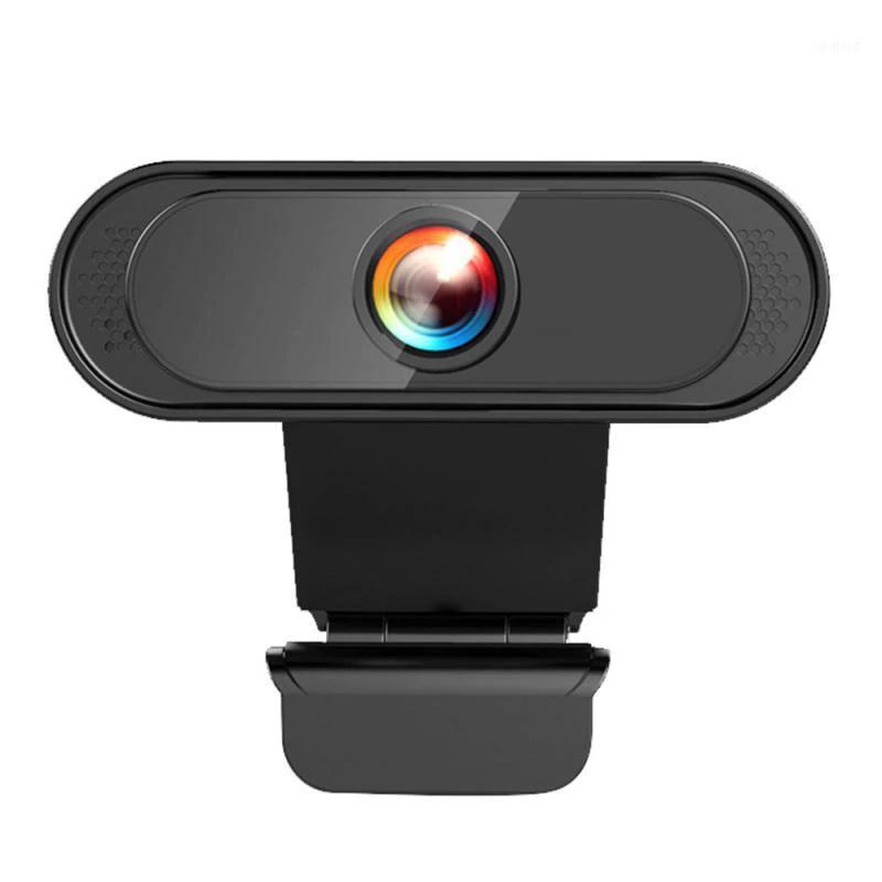 1080P Webcam Auto-Focus Мини-камеры Live-Stream встроенный микрофон для компьютерной видеозаписи камеры Web1