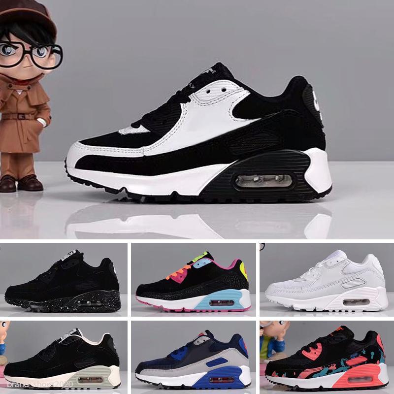 Max 90 Sale barato niños zapatillas de deporte zapatos para niños Presto Deportes Chaussures Pour Enfants Formadores para bebé muchachos de las niñas de los zapatos