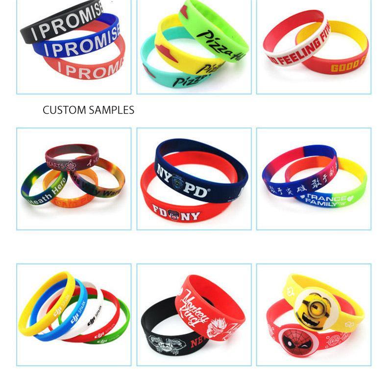 Заводская цена силиконовые браслеты женские спорты случайные люди чистый цвет для простых женщин унисекс браслет