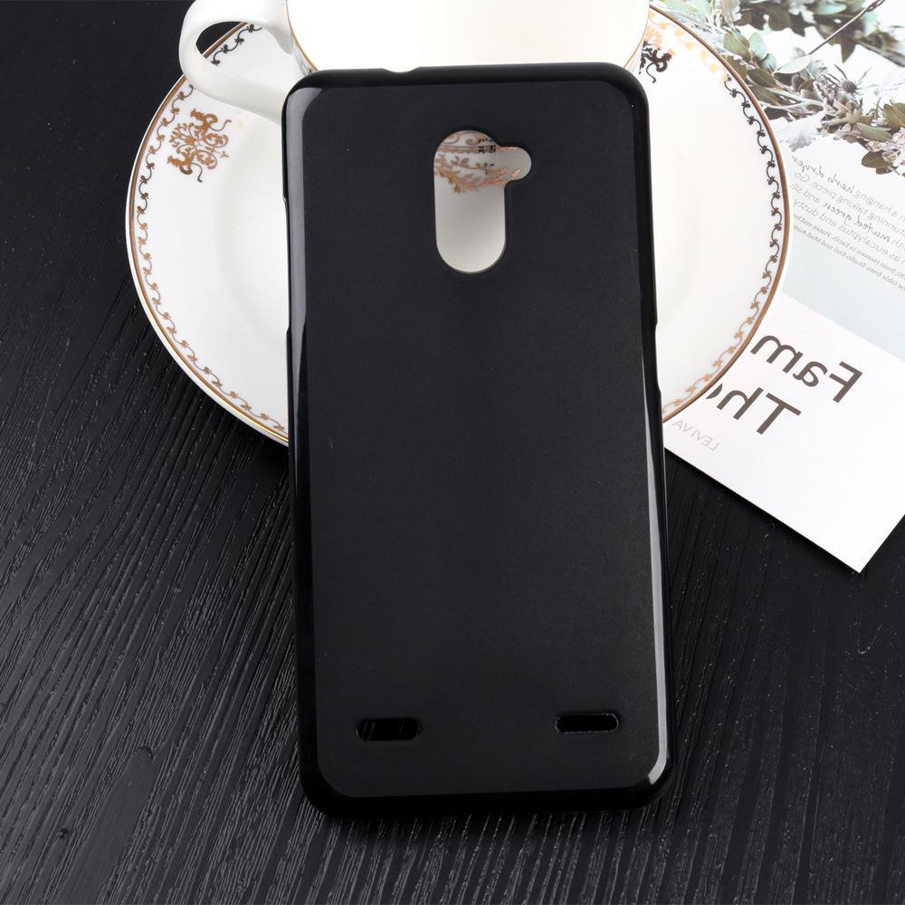 Yumuşak Kılıf İçin ZTE V7 Lite Blade V6 Artı V0720 Silikon TPU Koruma Yüksek Kaliteli Pudding Karşıtı Skid Telefon Arka Kapak