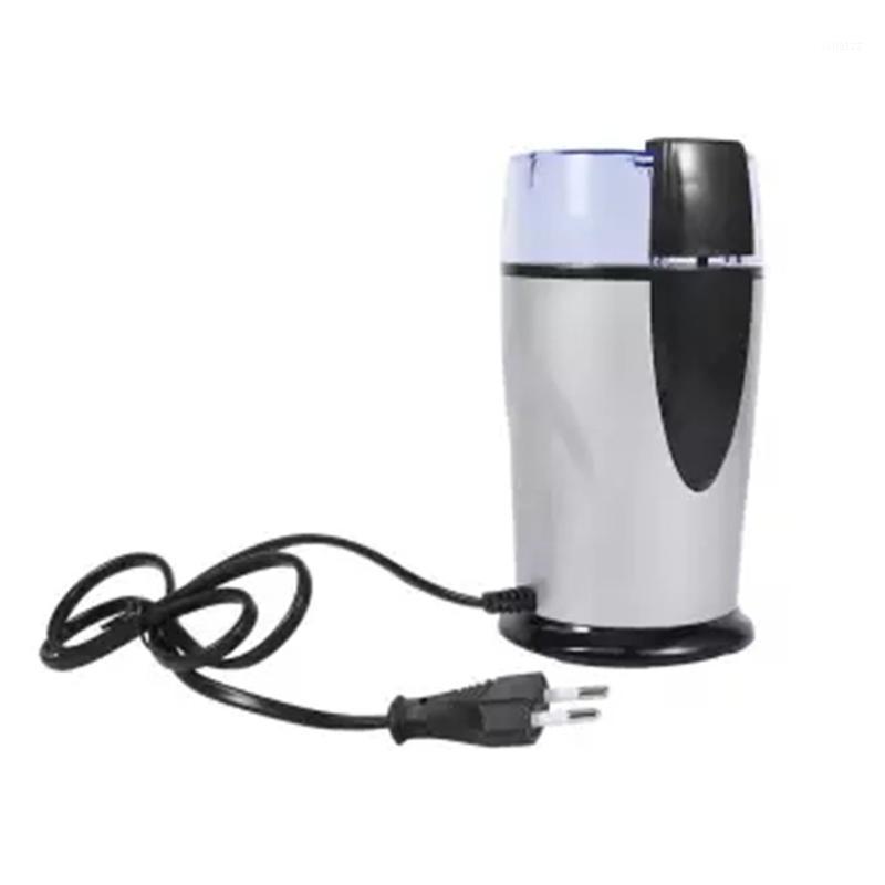 Electric Coffee Spice Шлифовальная машина Главная Кофейная фаната Mill Seesame Mill Mill Ultrafine Полуавтоматический шлифовальный станок1