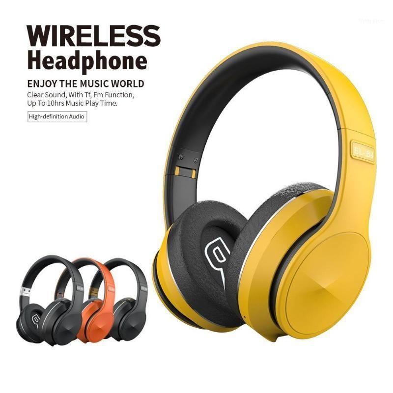 Over Ear Bluetooth 5.0 Stereo Bass Music FM Wireless Headphone Sports Headset1