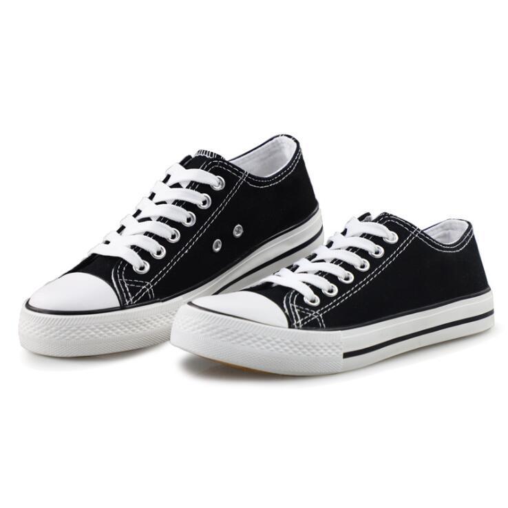 2021 Yeni Büyük Boy 35-46 Elbise Ayakkabı Düşük Üst Stil Spor Yıldız Chuck Klasik Tuval Ayakkabı Sneakers erkek / kadın Tuval Ayakkabılar