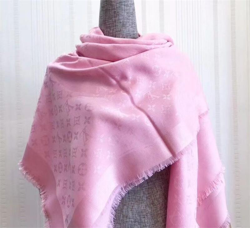 2020 los últimos chales de lana estilo del otoño / invierno de lujo de gama alta y ofrece un cálido y bufanda de doble cara cómodo para los hombres y las mujeres