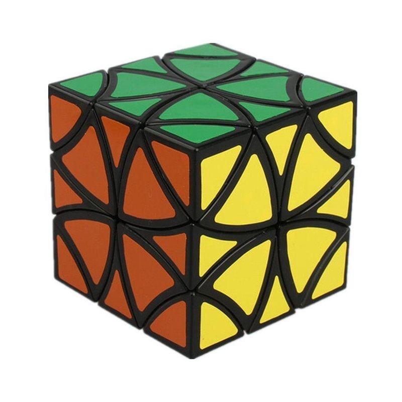 Flor Curvy Copter Puzzle Twisty - Tipo Cubikon Lucky Leão Magic Cube Brinquedos Educacionais Y200428