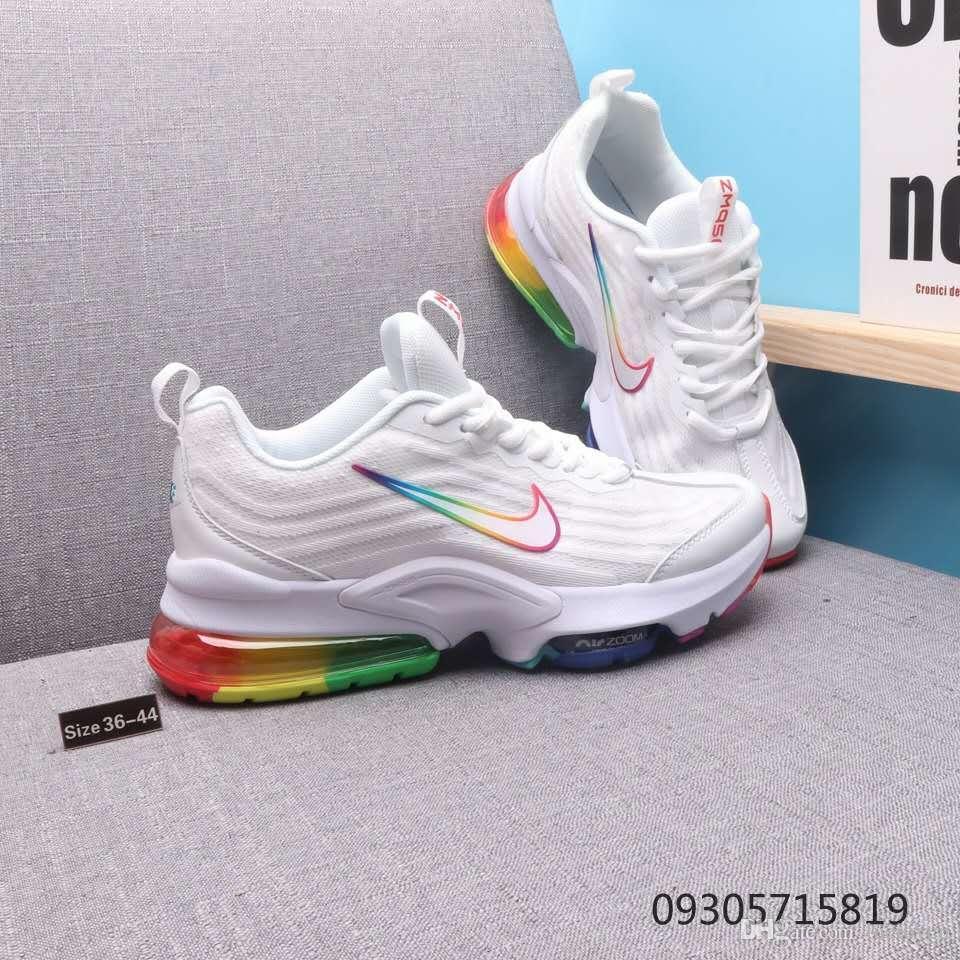 Desconto Womens clássico Mulheres Sneakers Running Shoes Black003 Vermelho Branco Sports Mulher instrutor de superfície respirável sapatos casuais 36-44
