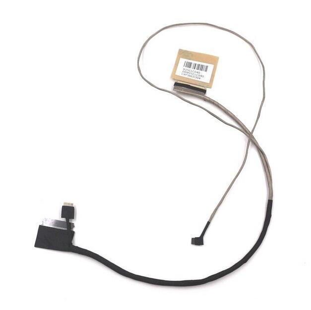 pantalla de video Flex para HP 15-AB-15-AB023CL15 AB121CA táctil de 40 pines portátil LCD LED Display LVDS cinta de cable DDX15CLC040