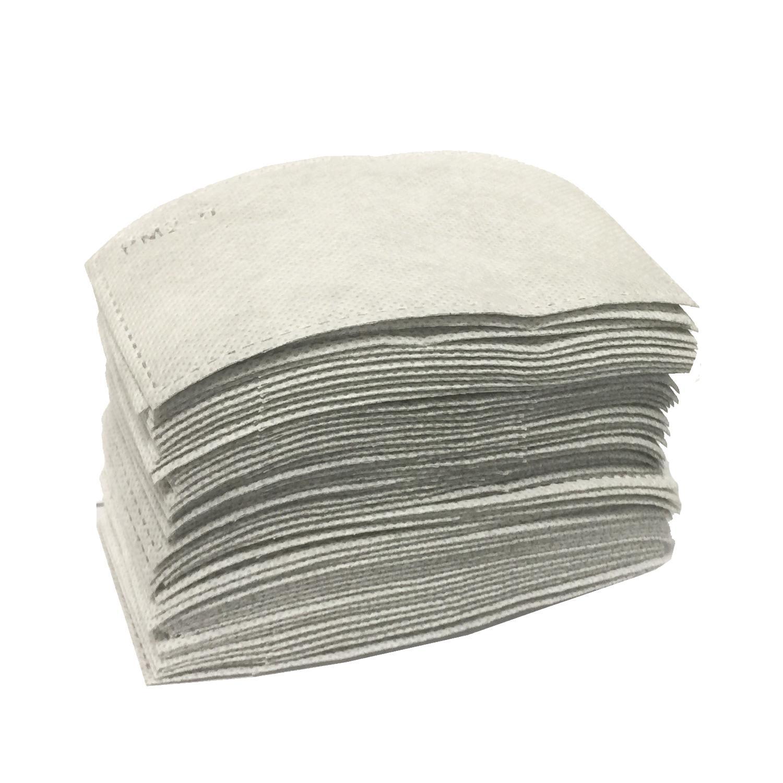 المنزلي المضادة للغبار قطرات استبدال قناع مرشح إدراج للقناع ورقة الضباب الفم PM2.5 مرشحات واقية المنتجات