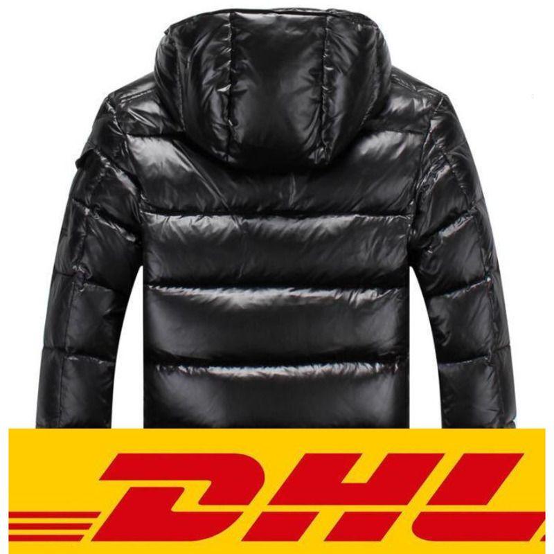 hombre por la chaqueta Parkas CALIENTE de las nuevas mujeres abajo cubre informal al aire caliente de la capa outwear las chaquetas 1Y4TAVSIVO75 pluma hombre invierno