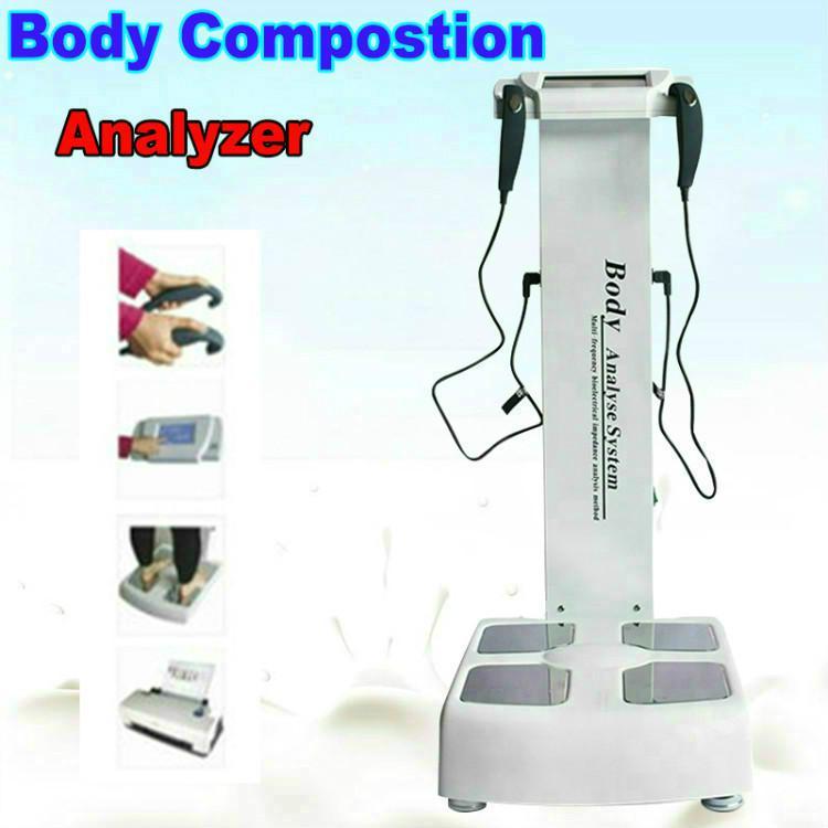 2020 Новый анализатор сканирования органа для оздоровительной техники для тестирования жира на сайте жирного теста. Состав в корпусе. Анализ устройства Анализируя устройства Bio Impedance