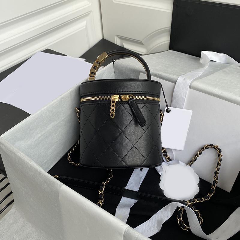 Desarrollo especial Exclusivo NUEVO EN BAGS LIMITED Edition Bucket es el AS2061 Fashion Fall / Winter Llegada original de Cowhide Stock PMIBF