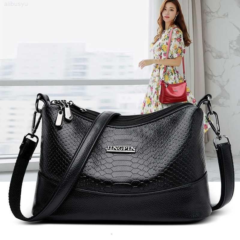 Snake Fan Pattern de la fanática de la nueva moda de Chunxia en relieve en relieve de una sola bolsa de mensajero versátil