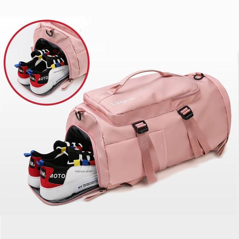 Новый Bolsa Grande Bag для женщин Neylon Torebka Женщины Dufle Duffel Bags De Bolso Damska Voyage Sac Mochila Travel Ночь Тас Хгулу