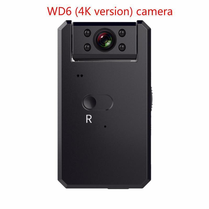 미니 카메라 4K 180 ° 카메라 클라우드 IP 와이파이 무선 스마트 자동 추적 인간의 홈 보안 비밀 CCTV 아기 모니터