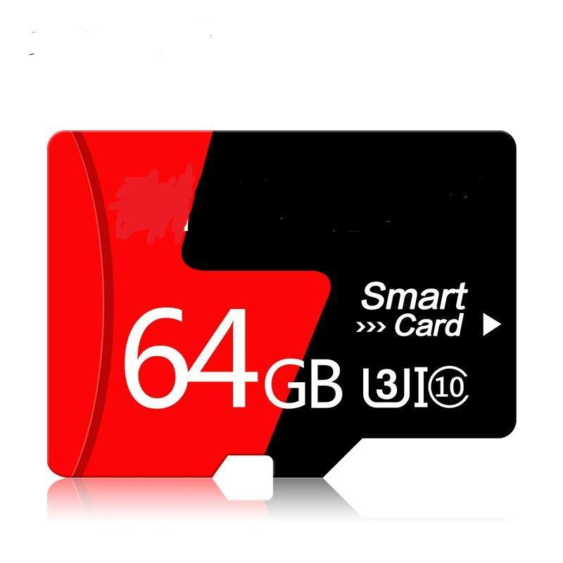 최신 마이크로 SD 카드 64기가바이트 CLASS10 1백28기가바이트 마이크로 SDS 메모리 카드 미니 TF 카드 cartao 드 memoria 패키지