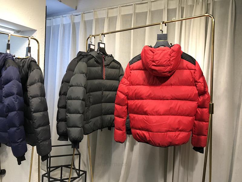 Удобный 2021 человек зима мягкая куртка пуховик 90% гусиный повседневная леведа майя мода пальто размером 1-6