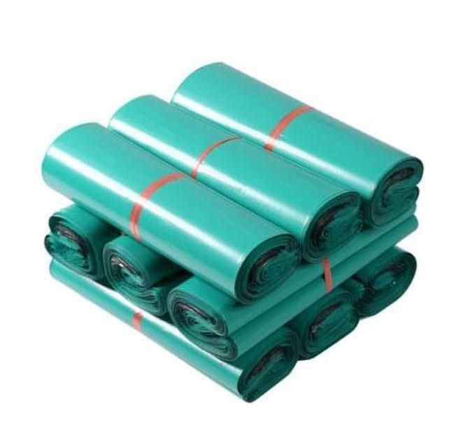 Sobres verdes Polyer Mailer por correo Bolsas de envío de plástico Sobre Calidad Hight 32 * 45C WMTYAU XHHAIR