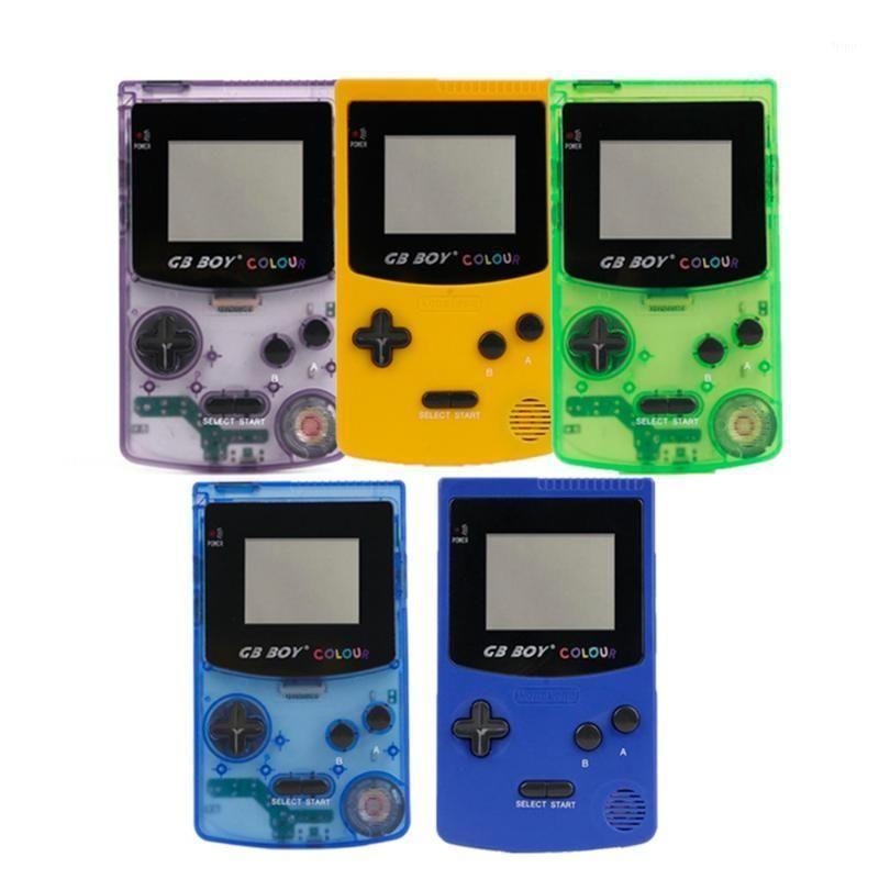 GB Boy Game Giochi di colore classico Colore colore 66 Pocket incorporato Video Retro Portatile Portatile Game Game Players Console1