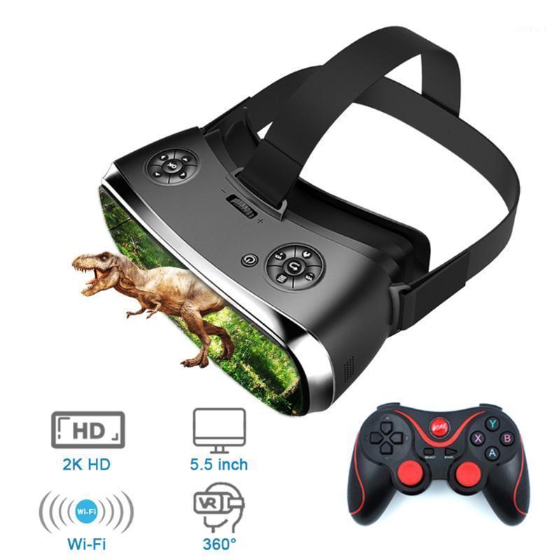 Integrated Machine 2K HD WiFi 3D Smart Slass 3G 16G Все в одном очках в виртуальной реальности Impressive Clet Box1