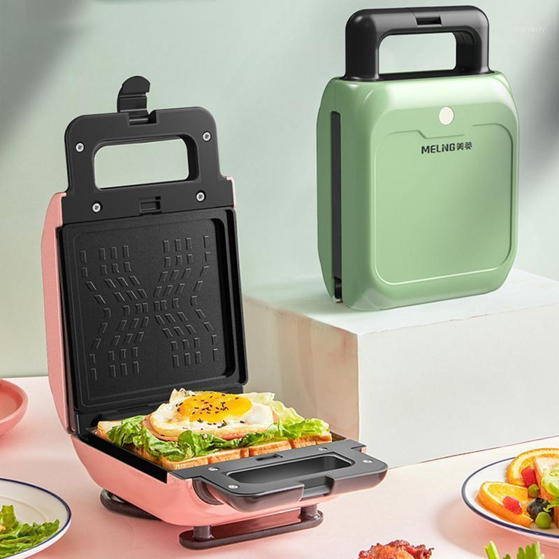 Bread Makers Household Sandwich Breakfast Machine Waffle Toast Multifunctional Light Maker Toaster Bakinging Tool1