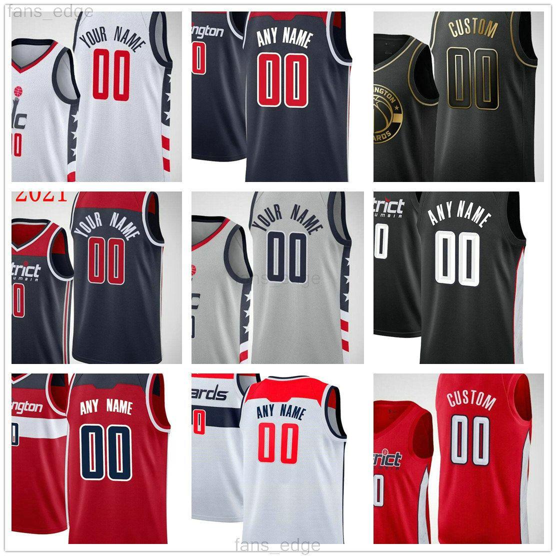 Пользовательские напечатанные 9 Deni Avdija 5 CASSIUS WINSTON 14 ISH SMITH 12 JEEROME ROBINSON 19 RAUL NETO 17 ISAAC BONGA мужчины для мужчин Детские баскетбольные майки