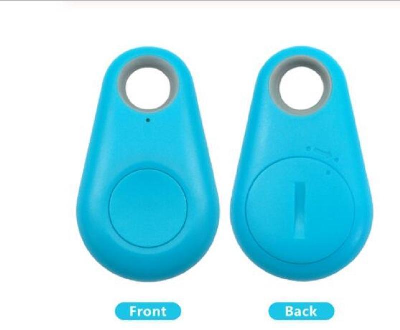 Çocuk Aksesuarları Mini Pet Bulucu için Mini Su Geçirmez Bluetooth Anahtar Anti-kayıp Izci Akıllı Pet Cüzdan Kedi GPS Köpek Tracer Araba Yaka SQCWQ