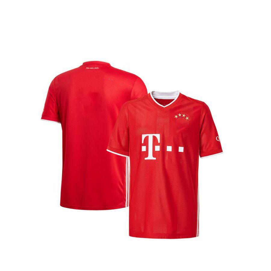 SON LİZBON 2020 Münih futbol forması 9. LEWANDOWSKI # 29 COMAN 23 Ağustos futbol gömlek 20/21 özelleştirilmiş Futbol üniforma