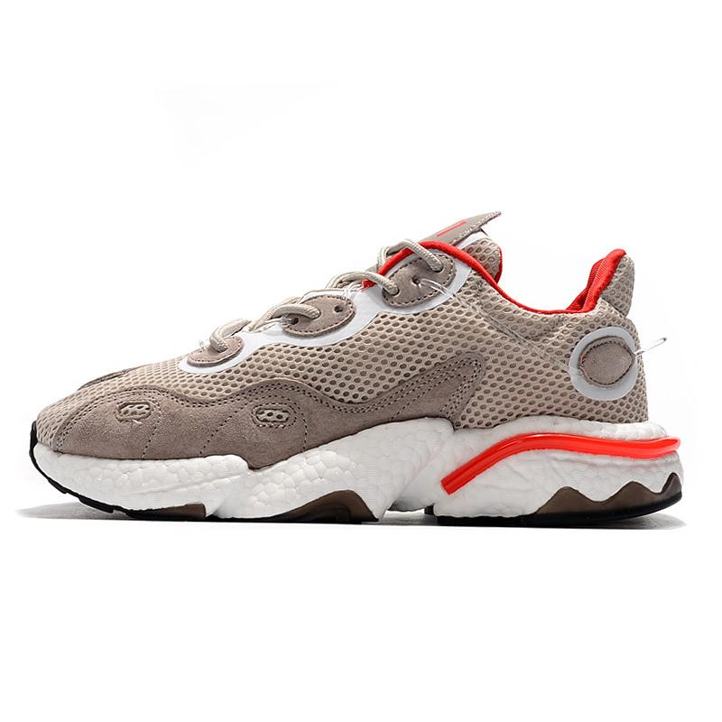 Sapatos de corrida Treeperi Homens Esportes Sapata Mens Mulheres Causal Sapatilhas Sapatos Esportivos Moda de Alta Qualidade Trainer Runner Malha 019-5