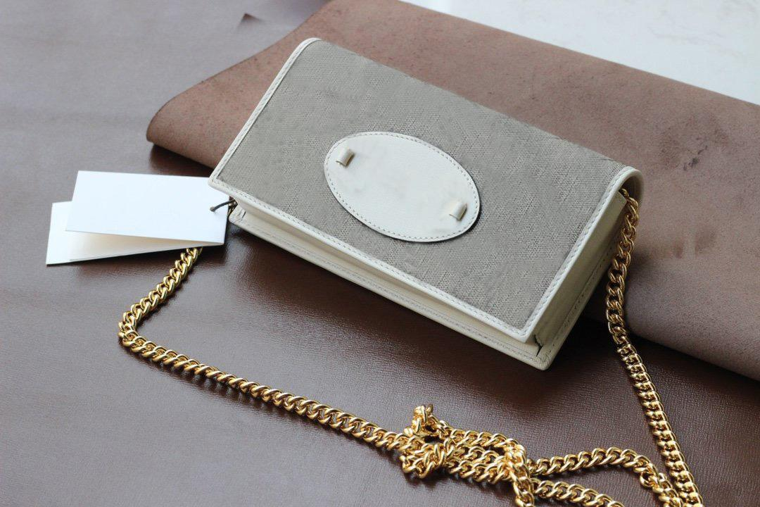 TOP Quality Bag Horsebit Box Messenger New Womens Designers Bags Handbags Mini Purse With Bags Wallet With 1955 Small Chain Shoulder Hkoew