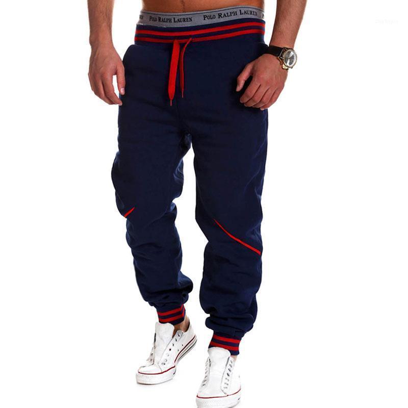 Marca Hombres Pantalones Hip Hop Harem Joggers Pants 2018 Pantalones Masculinos Hombres Joggers Solid Sweetpants1