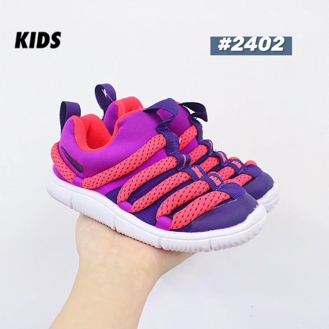 Top 2020 de zapatos principiante niños pequeños niños Novato BR Niño que se ejecuta zapatos infantiles NOVICIO PS Rojo Rosa Sport zapatillas para Chaussures muchacha del muchacho