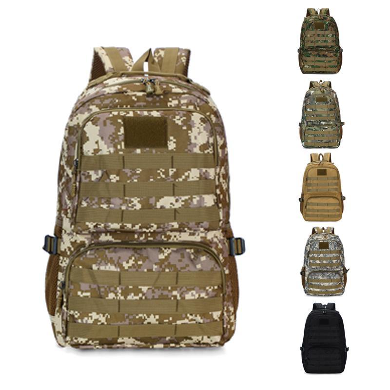35L 옥외 전술 배낭 가방 전술 배낭 하이킹 캠핑 전술 배낭 등산 나일론 방수