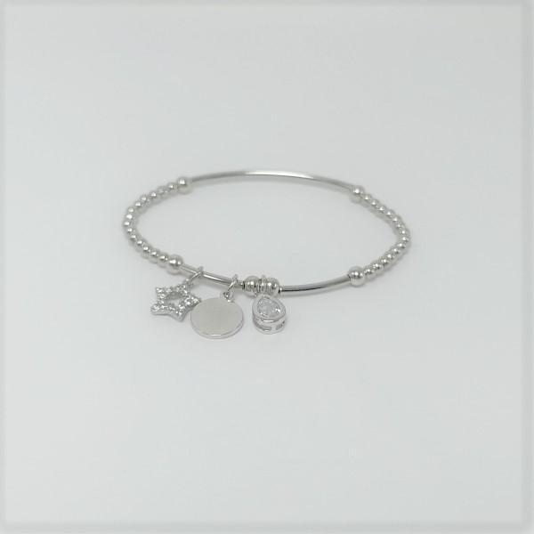 Pulseira mulheres designer de jóias corda elástica cordão pulseira bijoux de créateurs de luxe femmes pulseiras acessórios de moda