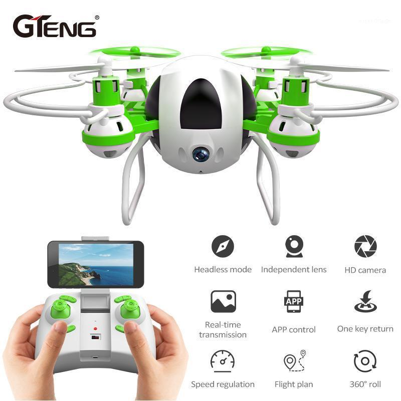 T902W Quadcopter Drohne mit Kamera Hight Hold Modus Wifi 1080P Helikopters Groothek Kamera RC Professionelle Drohne Speelgoed1