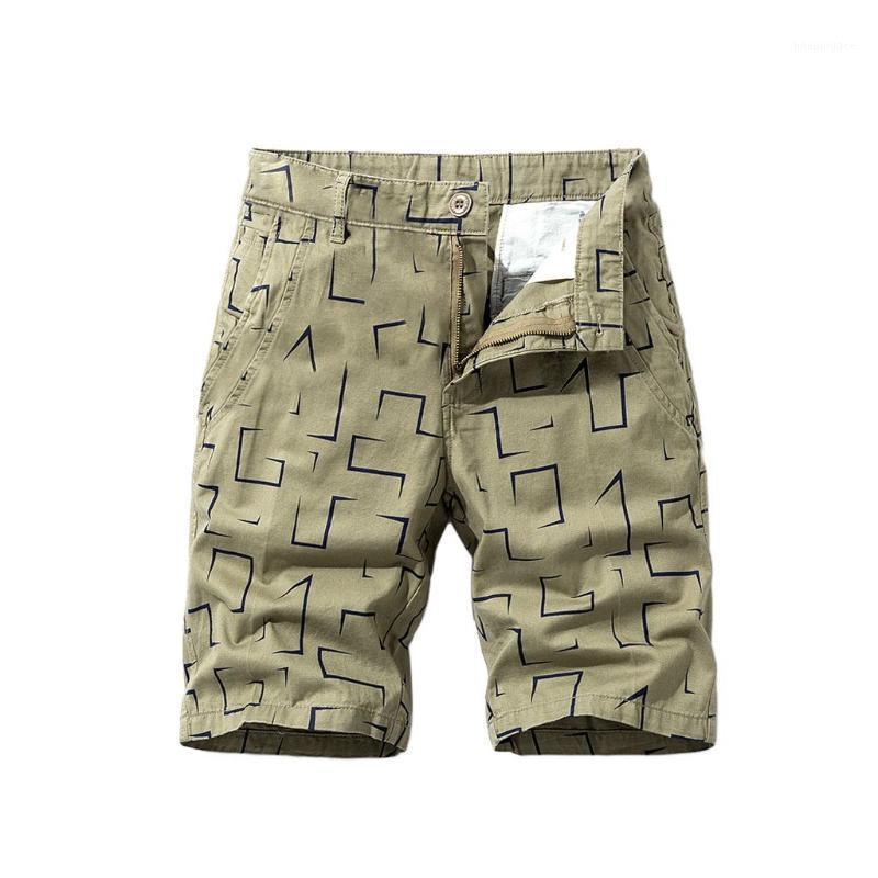 Мужские шорты 2020 моды плед пляжные шорты мужские повседневные камуфляжные короткие штаны мужские бермуды грузовые комбинезоны1