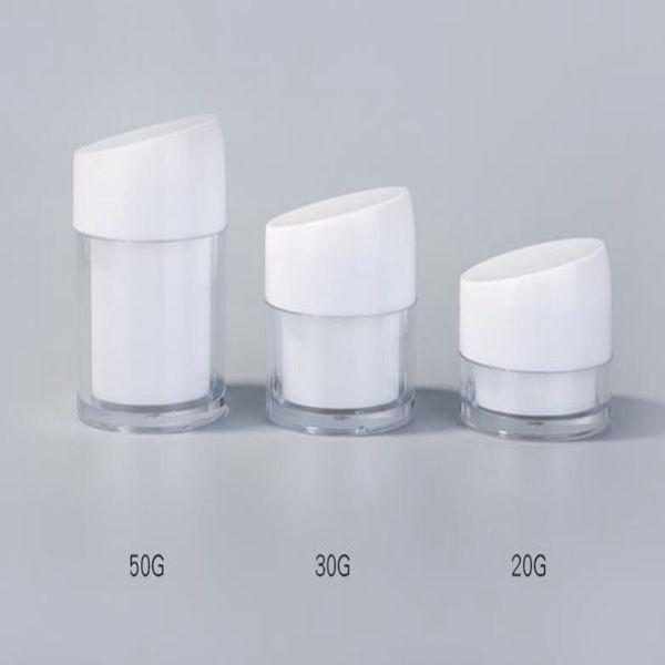 20g 30g 50g Creme Flasche Augencreme Verpackung Flasche Doppel verdickte PS Plastikflasche