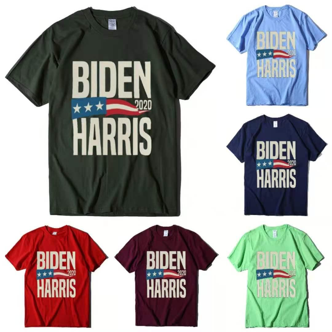 2020 Elección Presidencial EE.UU. camiseta de Joe Biden para el presidente camisetas Joe Biden apoya la camisa unisex