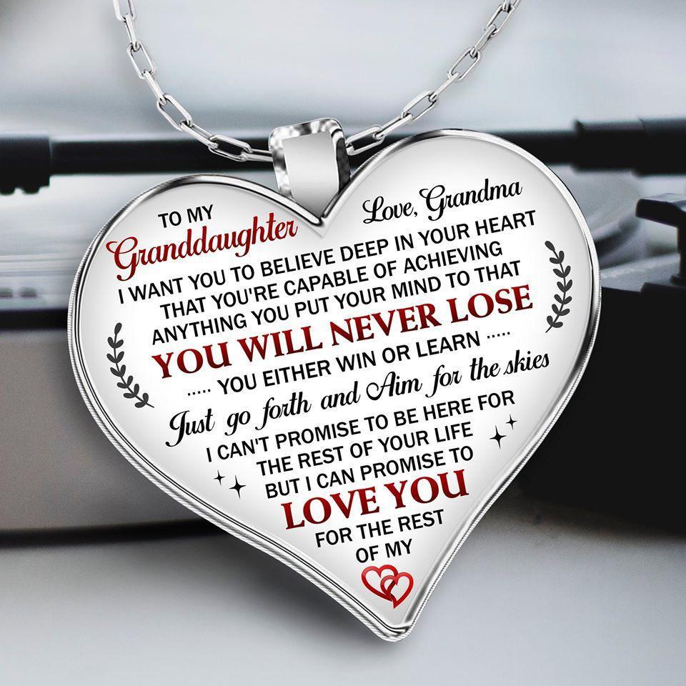 S1831 Bijoux de mode Love Coeur Pendentif Collier à l'épouse Ma fille Sun Love Dad mon coeur Collier pull