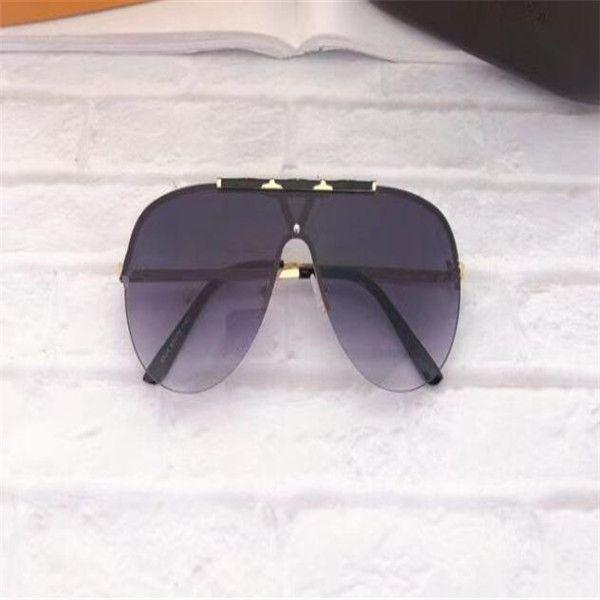 2020 Star Mismo Estilo L Gafas de sol Moda para Hombres y Mujeres Pareja Casual Sports Sunglasses Moda Super Star Gafas de sol
