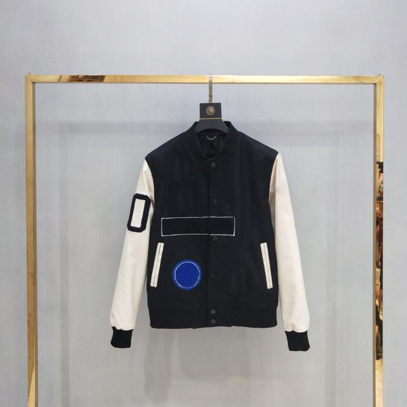 Baseball-Mantel Uniform Mode-Qualitäts-Einreiher Warme Jacke Paare Frauen-Männer Mäntel