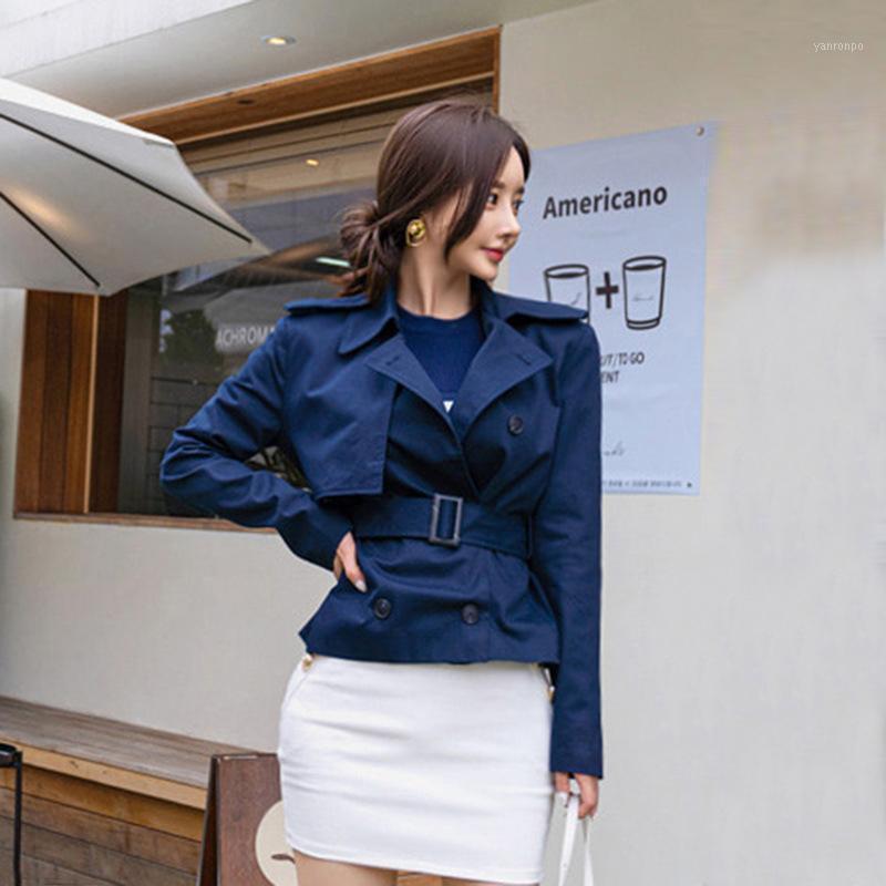 Moda donna comodo vintage di alta qualità viaggio all'aperto cappotto fresco nuovo arrivo elegante tuta sportiva in stile lavorazione giacca solida1