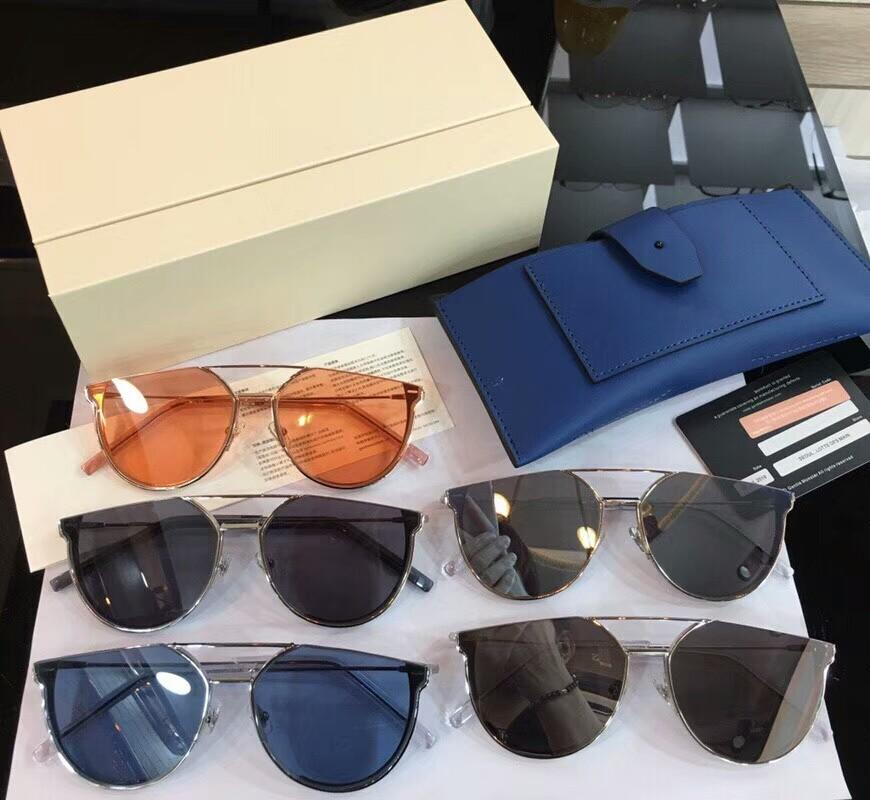 جديد أعلى جودة جاك رجل نظارات الرجال نظارات الشمس النساء النظارات الشمسية نمط الأزياء يحمي عيون gafas دي سول مولات دي soulil مع box1
