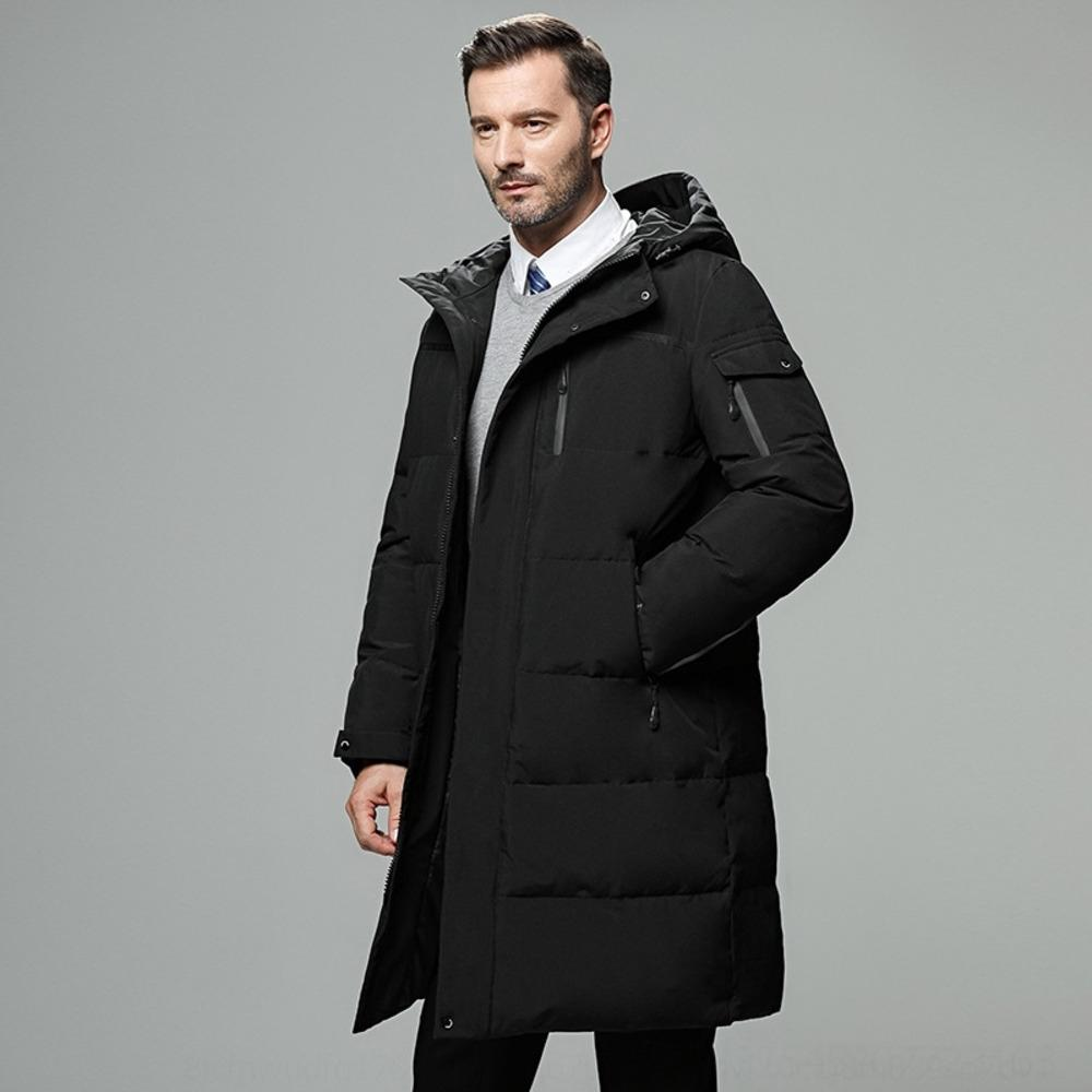 oWbQ Jackets Coat Hooded down coat Winter stripe warm outerwear Winter Coat Clothes