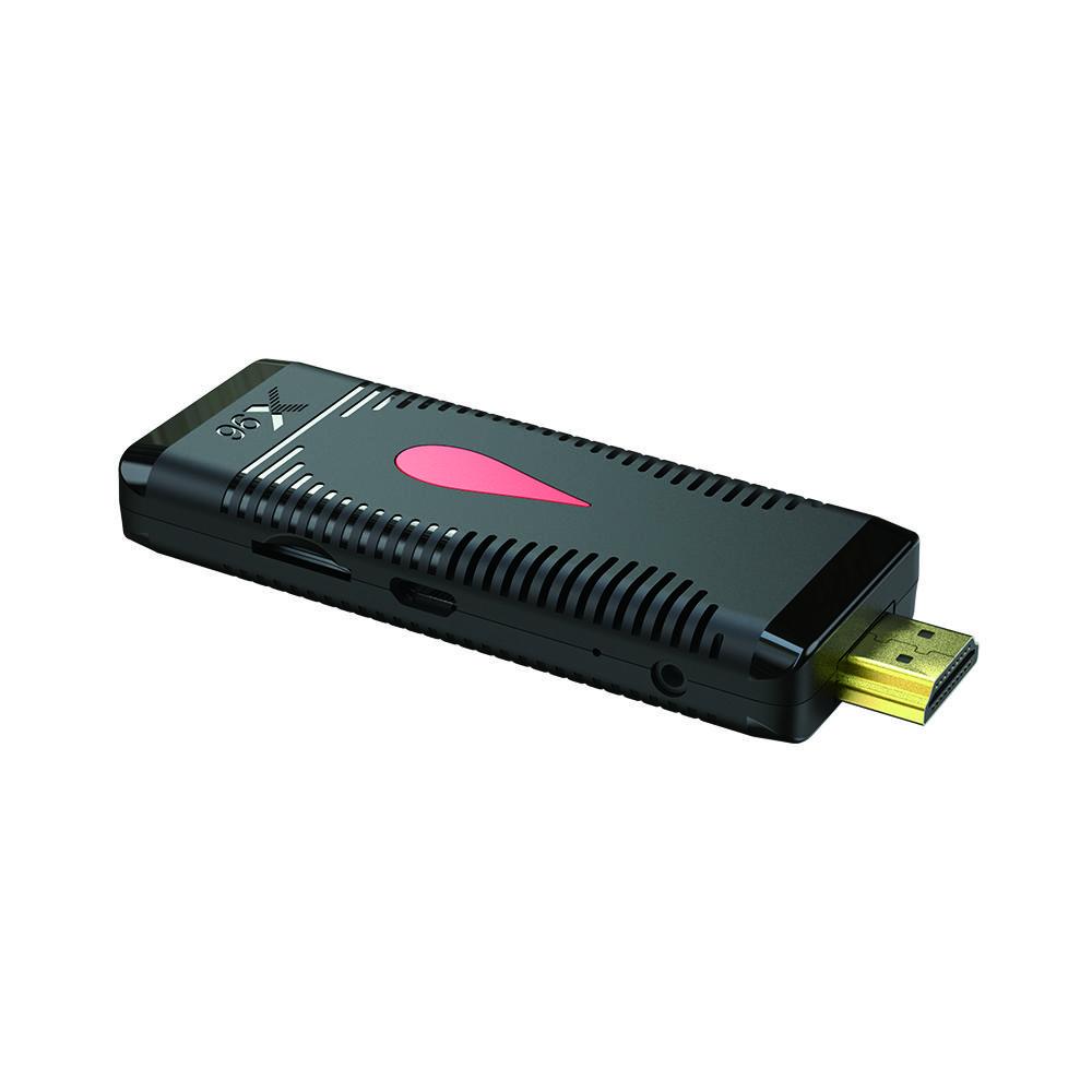 X96 S400 الروبوت 10.0 تلفزيون عصا Allwinner H313 LPDDR رباعية النواة RTL8189 WiFi 1080P الذكية التلفزيون دونغل عصا 2 جيجابايت 16 جيجابايت 1 جرام 8 جرام