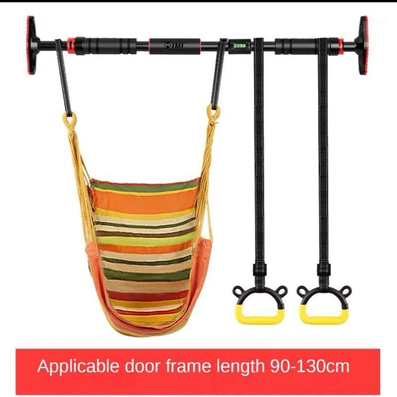 Horizontale Balken Multifunktionsstange Sets Pull-up-Gerät Einstellbare Home Indoor Punch Free Boom Kinder Fitnessausrüstung1