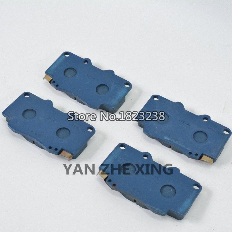 Front Disc Brake Pads OEM:04465-0K020 For HILUX VIGO 2004-2012 FORTUNER 2005-2012 044650K020 GseK#