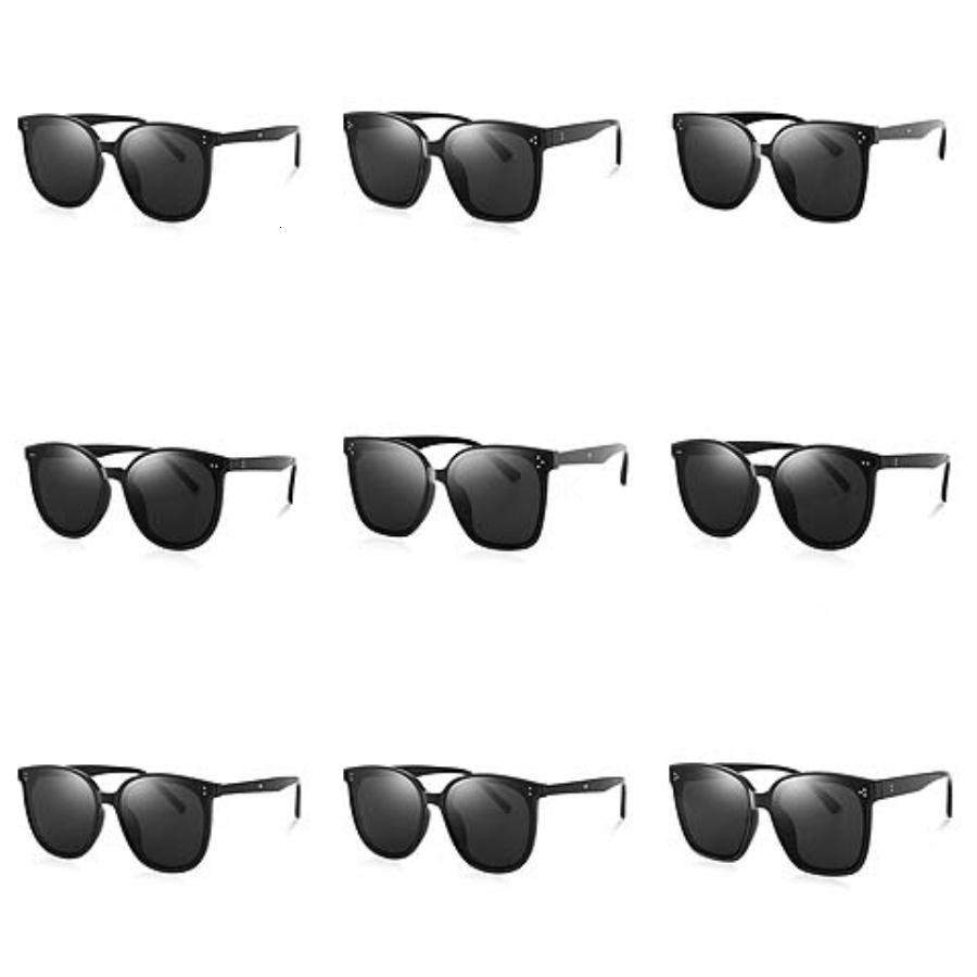 Moda de Nova Mens Sunglasses chifre de búfalo Leopard Broca Padrão Series Óculos de Metal Óculos Bracket Frameless Espelho Lens Com Original # 728
