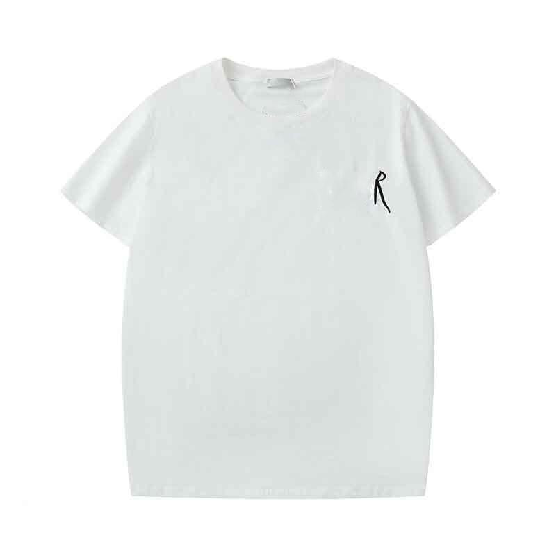 جديد حار بيع الرجال النساء القمصان أزياء الصيف قصيرة الأكمام كلاسيكي مصمم الطباعة الملابس للجنسين عارضة تي شيرت C133