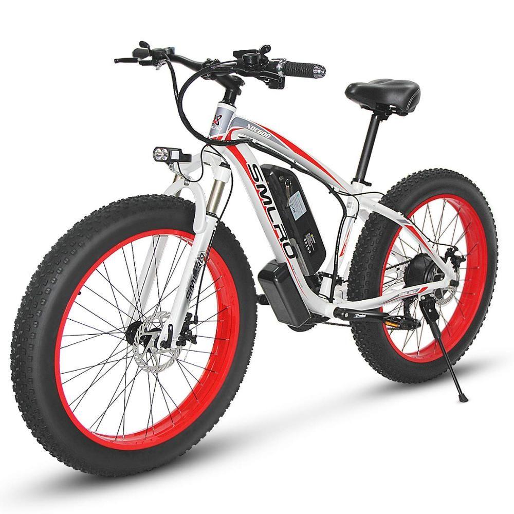 Samsung Batterie 48V 1000W Motor 18AH Samsung Lithium-Batterie-elektrisches Fahrrad 26-Zoll-Elektro-Fat Bike