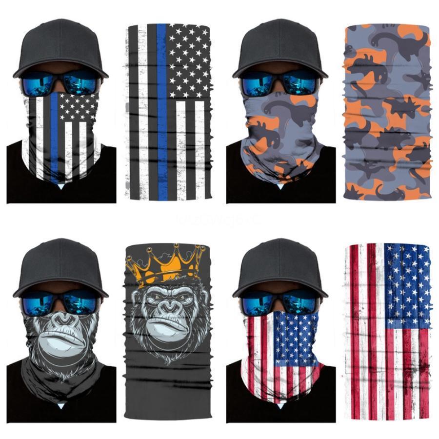 Шарф сухой шеи длинный шелковый шейный ледяном покрове дышащий Открытый Велоспорт Triangle Рыбалка маска Быстрая маска Солнцезащитный полотенце и маски # 299 Шарф Lihu